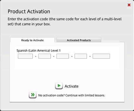 rosetta stone activation code hack