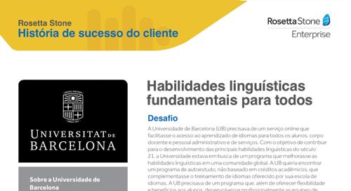 Habilidades linguísticas fundamentais para todos