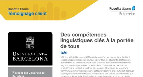 Des compétences linguistiques clés à la portée de tous