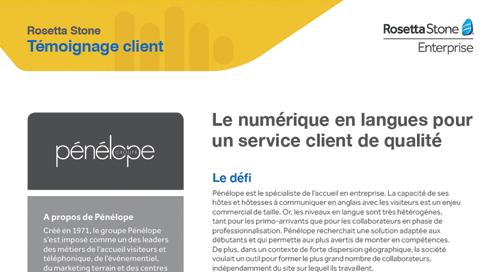 Le numérique en langues pour un service client de qualité
