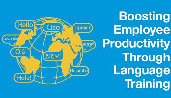 Employee Productivity Through Language Training