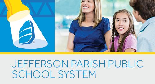 [Case Study] Jefferson Parish Public School District