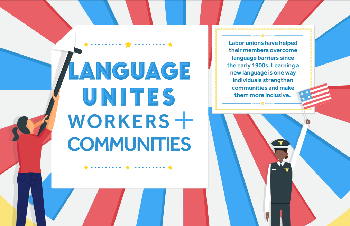 Language Unites Workers and Communities Thumbnail