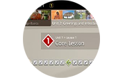 LANGUAGE LESSONS product icon